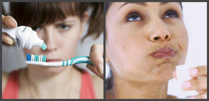 Полоскание зубов морской солью польза и вред. Полоскание рта раствором соды и соли при зубной боли и воспалении десен и слизистой: рецепт приготовления. Полоскание солью при зубной боли